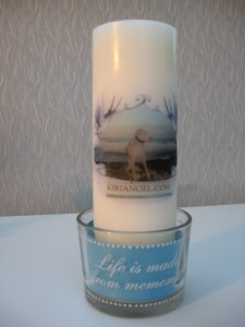 Kiriangel.com Candle